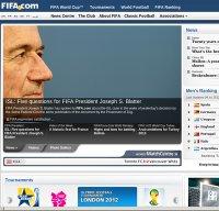 fifa.com screenshot