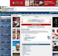 filmaffinity.com screenshot