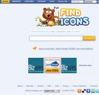 findicons.com screenshot