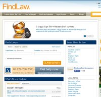 findlaw.com screenshot