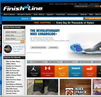 finishline.com screenshot