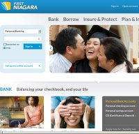 firstniagara.com screenshot