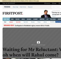 firstpost.com screenshot