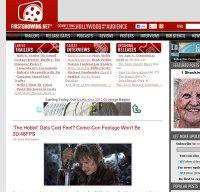 firstshowing.net screenshot