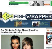 fishwrapper.com screenshot