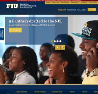 fiu.edu screenshot