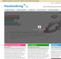 flashtalking.com screenshot