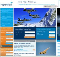 flightaware.com screenshot
