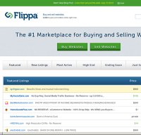 flippa.com screenshot