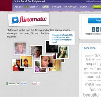 flirtomatic.com screenshot