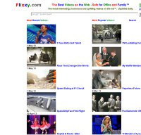 flixxy.com screenshot