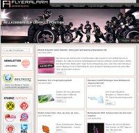 flyeralarm.com screenshot
