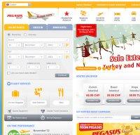 flypgs.com screenshot