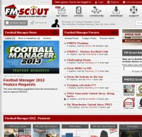 fmscout.com screenshot