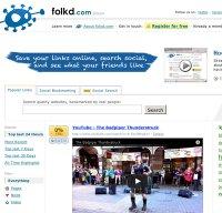 folkd.com screenshot