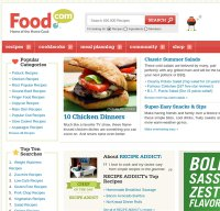 food.com screenshot