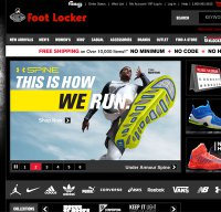 footlocker.com screenshot