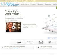force.com screenshot