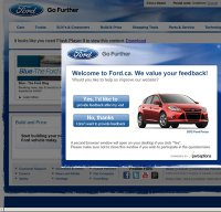 ford.ca screenshot