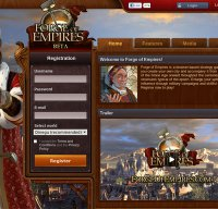 forgeofempires.com screenshot