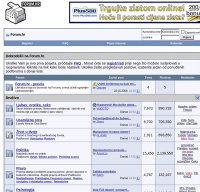 forum.hr screenshot