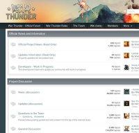 forum.warthunder.com screenshot