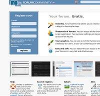 forumcommunity.net screenshot