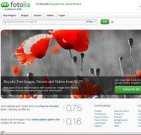 fotolia.com screenshot