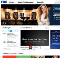 fox.com screenshot