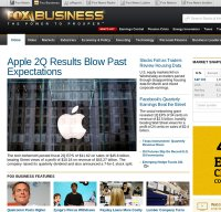 foxbusiness.com screenshot