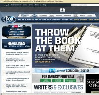 foxsports.com screenshot