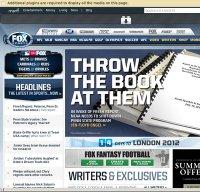 foxsports.com screenshot