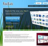 foxtab.com screenshot