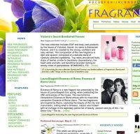 fragrantica.com screenshot