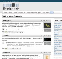 freecode.com screenshot