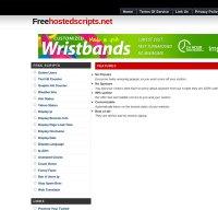 freehostedscripts.net screenshot