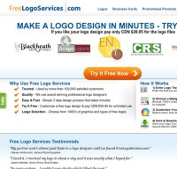 freelogoservices.com screenshot