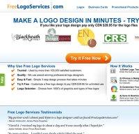 freelogoservices.com screenshot
