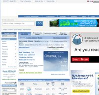 freemeteo.com screenshot