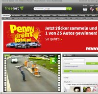 freenet.de screenshot