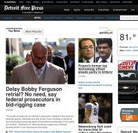 freep.com screenshot