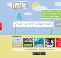 friendorfollow.com screenshot
