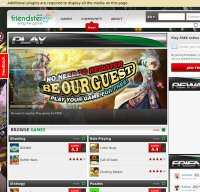 friendster.com screenshot