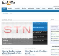fudzilla.com screenshot
