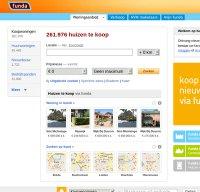 funda.nl screenshot