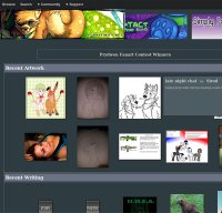 furaffinity.net screenshot