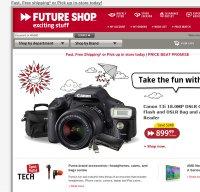 futureshop.ca screenshot