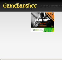 gamebanshee.com screenshot