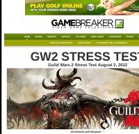 gamebreaker.tv screenshot