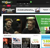 gamefront.com screenshot